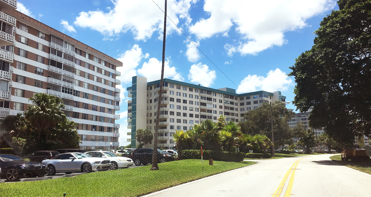 Hillcrest Hollywood Florida Parkview Condos