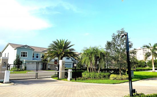 Parkview At Hillcrest South Florida Townhomes